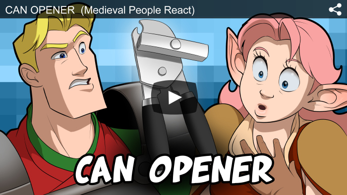 Medieval People React
