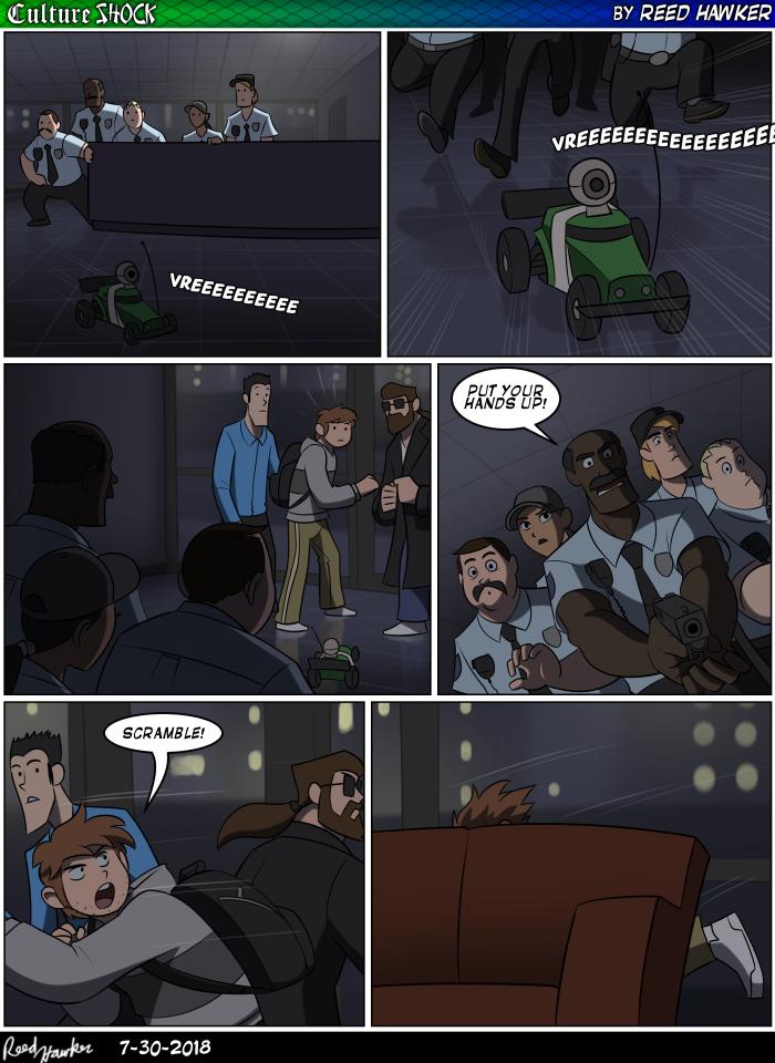 #730 Scramble